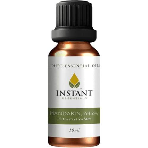 Mandarin Essential Oil, Yellow (Italy) - Instant Essentials