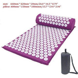 Massage Acupuncture Relieve Stress Pain Yoga Mat - Instant Essentials