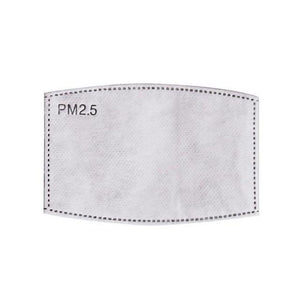 PM2.5 Filter paper Anti Haze bacteria Replacement - Instant Essentials