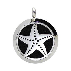 Starfish Aromatherapy Diffuser Necklace - Instant Essentials