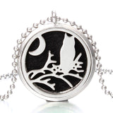 Tree Of Life Pendant Diffuser Necklace Special x1 - Instant Essentials
