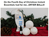 Twelve Days Of Christmas- Day 4 - Free Gift - Instant Essentials