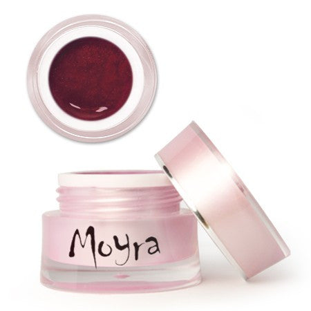 Moyra Color Gel Wine Red