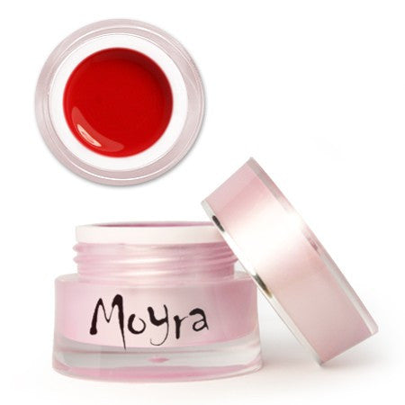 Moyra Color Gel Candy Red