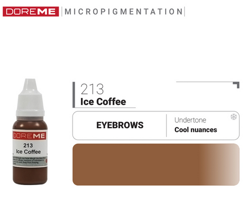 DoreME Eyebrow Ice Coffee 213