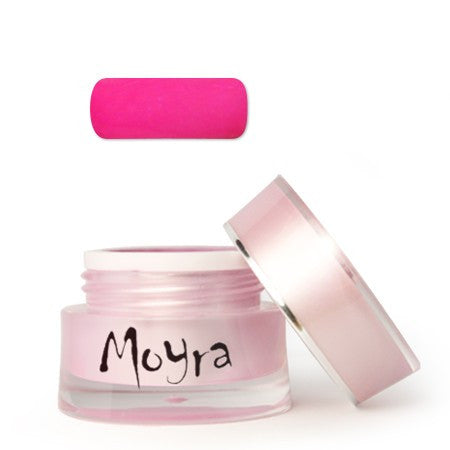 Moyra Color Gel Neon Glitter Pink