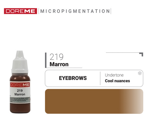 DoreME Eyebrow Marron 219