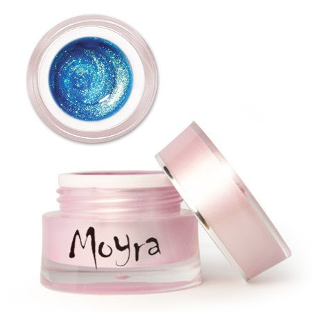 Moyra Color Gel Glitter Ocean