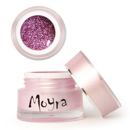 Moyra Color Gel Glitter Rose