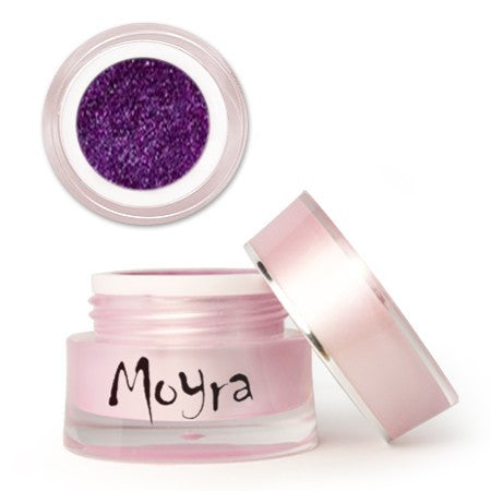 Moyra Color Gel Glitter Lavender