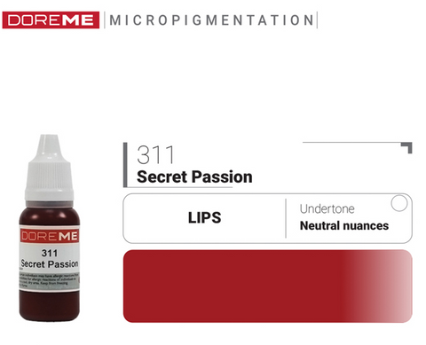 DoreME Lips Secret Passion 311
