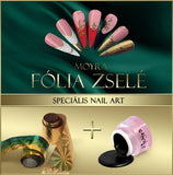 Moyra Folie Gele Black
