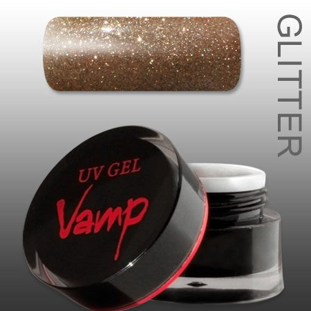 Vamp Color Gele Glitter Golden Age