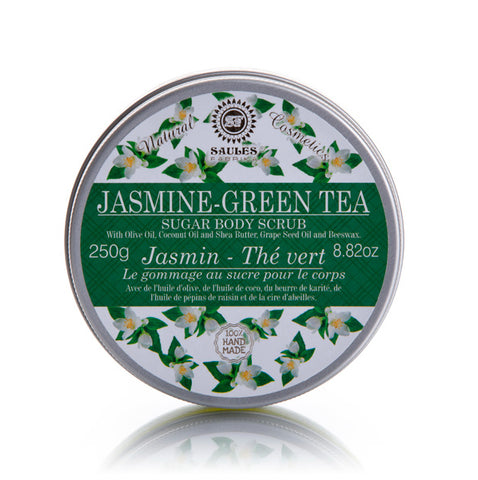 Sugar Body Scrub - Jasmin Green Tea