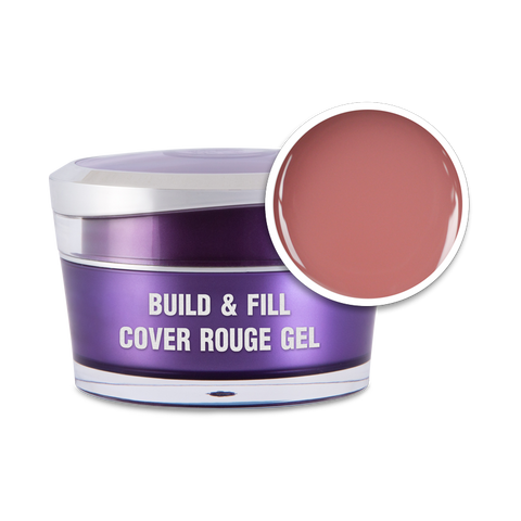 Perfect Nails - Build & Fill Cover Rouge Gel 50g