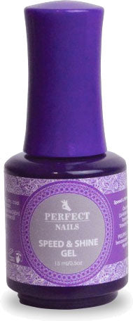 Perfect Nails - Speed & Shine Top Gel