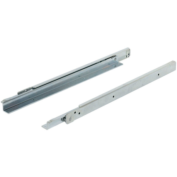 100kg  Steel Roller Runner (from 450 to1000mm closed length) - Fullie Hardware