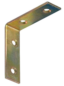 Chair bracket steel –, Dim. 25 x 25 x 15 mm - Fullie Hardware