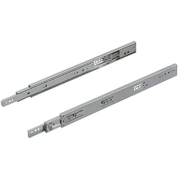 Ball Bearing runners Soft Close (350mm - 600mm) - Fullie Hardware