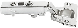 SOFT CLOSE 110 Degree Full Overlay Hinge & Mount - Fullie Hardware
