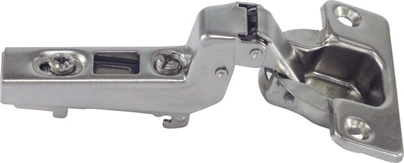 110 degree Inset Hinge & Mount (single) - Fullie Hardware