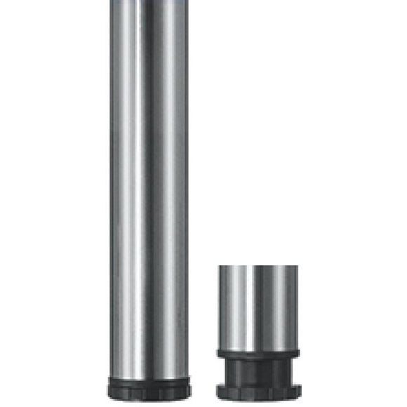 Table Leg BLACK  GLOSS (1) - Fullie Hardware