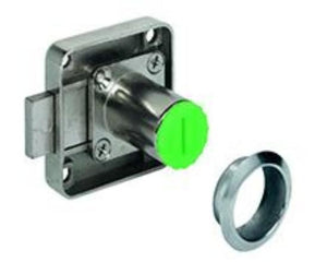 Dead bolt rim lock - Fullie Hardware