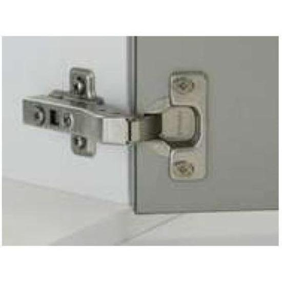 45 Degree Soft Close Corner Angle Hinges - Fullie Hardware