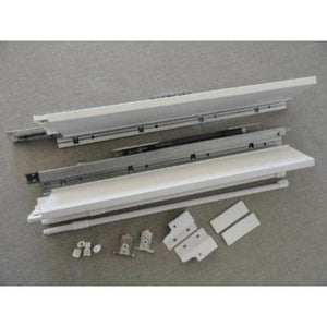 Soft Close Draw Sides 400 x .86mm (kit) - Fullie Hardware