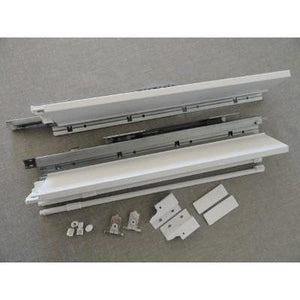 Soft Close Draw Sides 500 x .86mm (kit) - Fullie Hardware