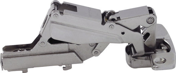 165 degree Hinge & Mount ( single) Half Overlay - Fullie Hardware