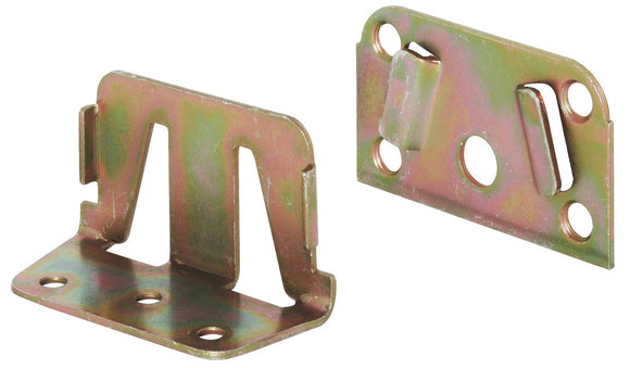 Bed Centre Brackets (2 sets ) - Fullie Hardware