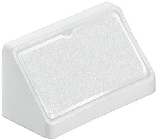 Nylon Corner Fixing Block - Fullie Hardware
