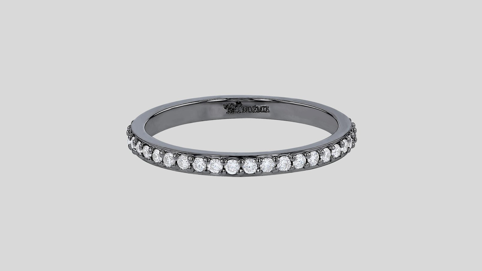 The Lab Grown Diamond Eternity Band Ring