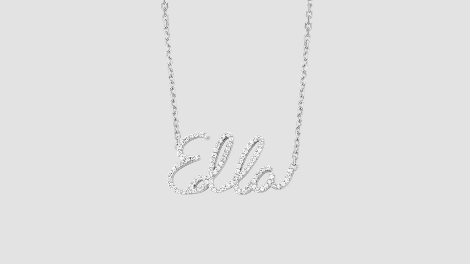Custom Personalized Necklace