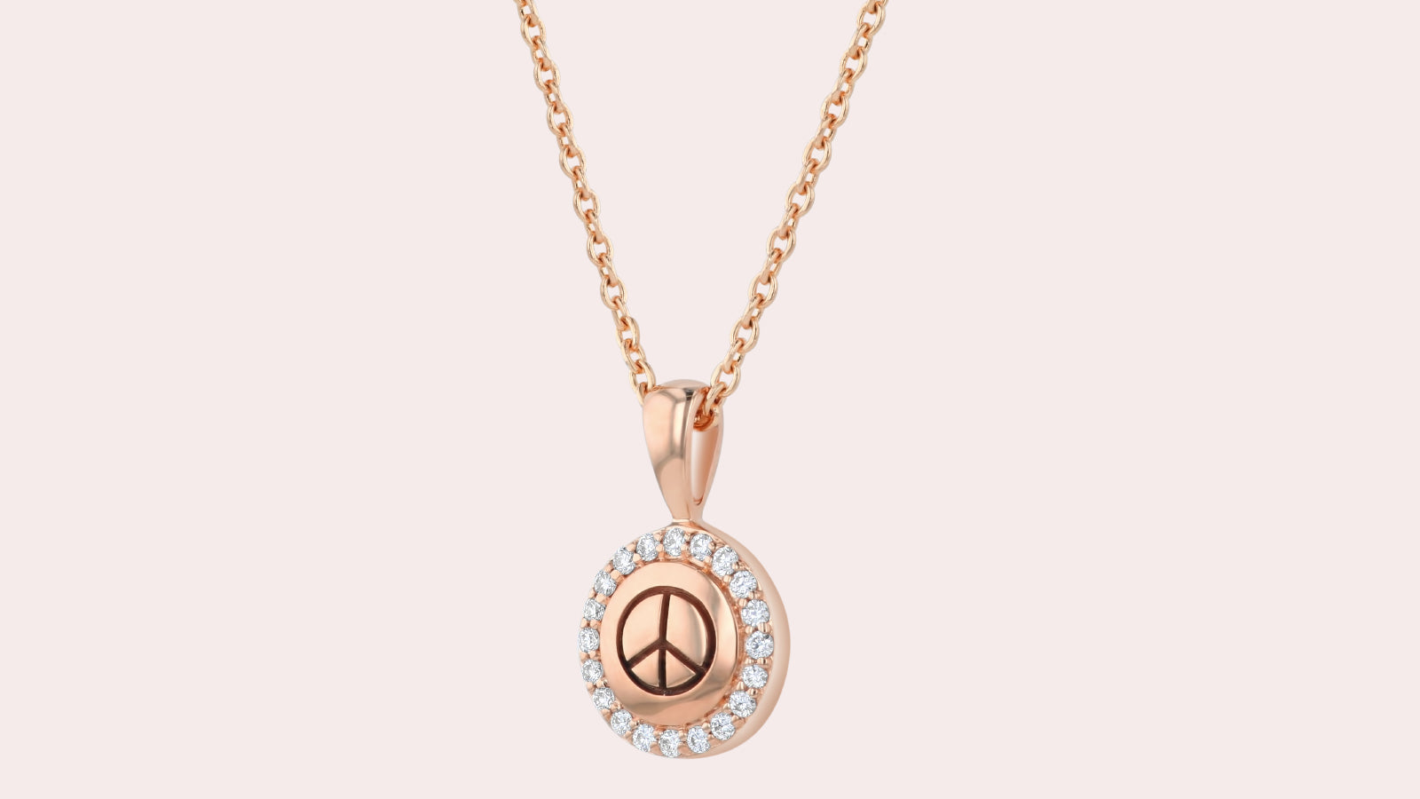 The Diamond Symbol Necklace