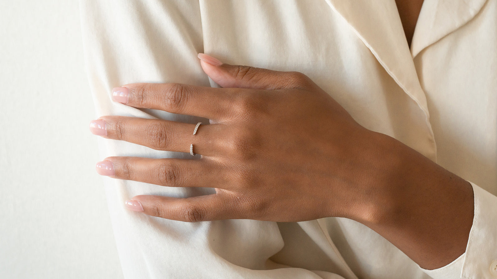 The Open Band Ring