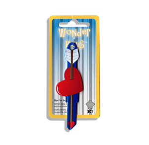 Cupid's Arrow Shaped Wonder Key!