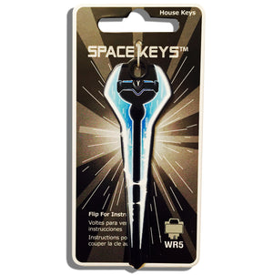 Energy Weapon Shaped Space Key!