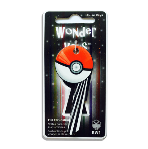 Anime Ball Shaped Wonder Key!