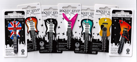7 Rockin' Keys / Rock Star Keys - U5D U6D (EUROPE ONLY)