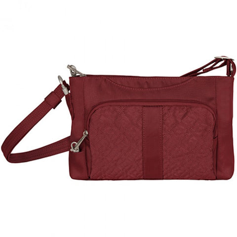 Travelon 42946 Cranberry Signature EW
