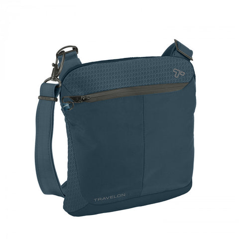 Travelon 43126 Teal Small Crossbody