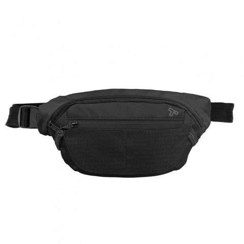 Travelon 43127 Black Active Waist Pack