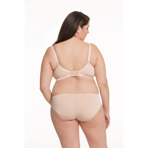 Cake-Maternity-Sugar-Candy-Nude-Seamless-Wire-Free-Nursing-Bra-Front-Back