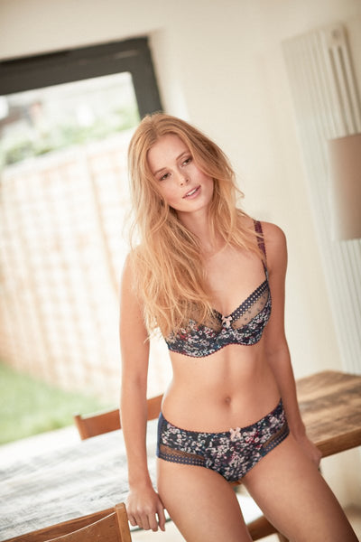 Cleo-Lingerie-Minnie-Floral-Camo-Balconette-Bra-7431-Brief-7432-Lifestyle