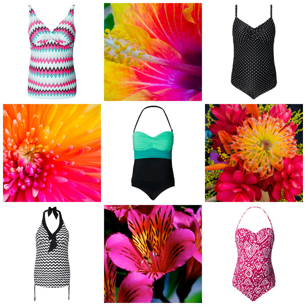 Tropical-Maternity-Pregnancy-Swimwear-Glasgow-Poinsettia-Style