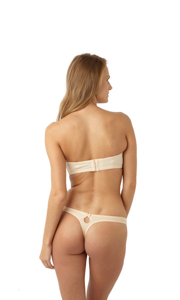 Panache-Lingerie-Evie-Strapless-Bra-Nude-5320-Thong-5329-Back
