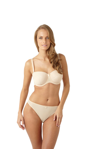 Panache-Lingerie-Evie-Strapless-Bra-Straps-On-Nude-5320-Brief-5322-Front