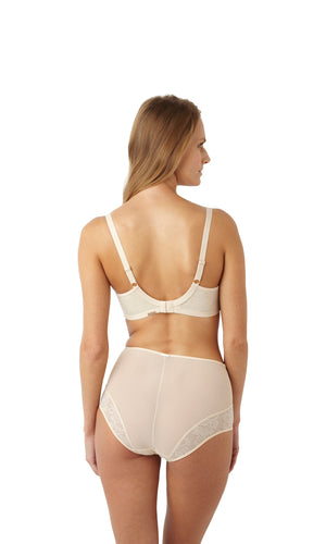 Panache-Lingerie-Idina-Balconette-Bra-Latte-6961-High-Waisted-Brief-6965-Back